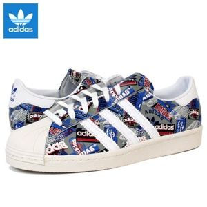 Sz 13 Nigo x Adidas Originals 25 Superstar 80s